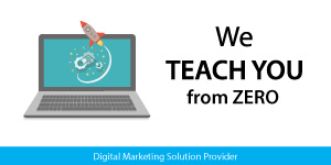 we teach you how to start from zero